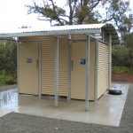 Remote Area Toilet System
