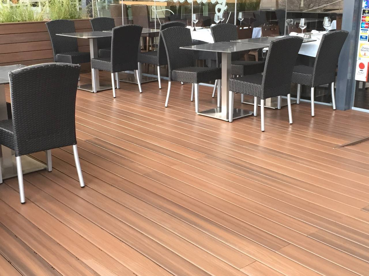 Capped Composite Decking - DS Group