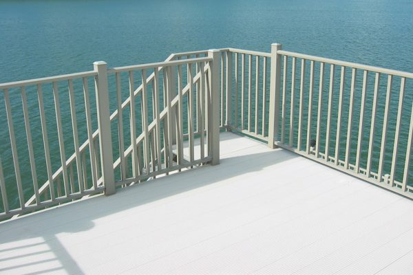 Aluminium Waterproof Decking